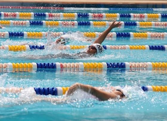 การแข่งขันว่ายน้ำ ชิงชนะเลิศแห่งประเทศไทย ภาคเหนือ