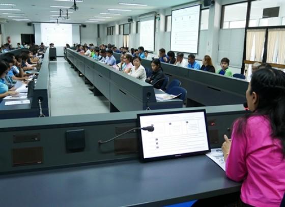 ประชุมการขับเคลื่อนเครือข่ายด้านการกีฬาและนันทนาการจังหวัดกำแพงเพชร