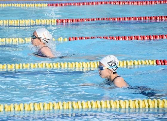 การแข่งว่ายน้ำเด็กและเยาวชนต้านยาเสพติด ครั้งที่ 6