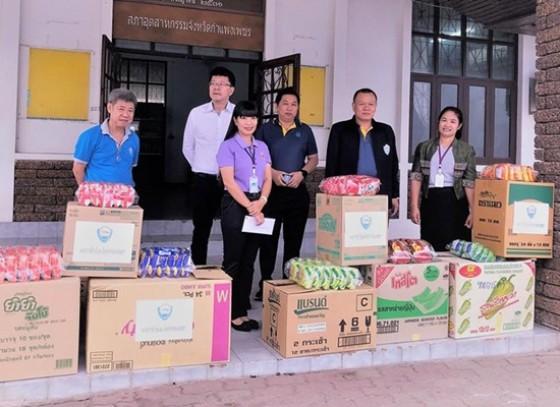หอการค้าจังหวัดกำแพงเพชรร่วมสนับสนุนการจัดกิจกรรมวันเด็กแห่งชาติ ประจำปี 2562