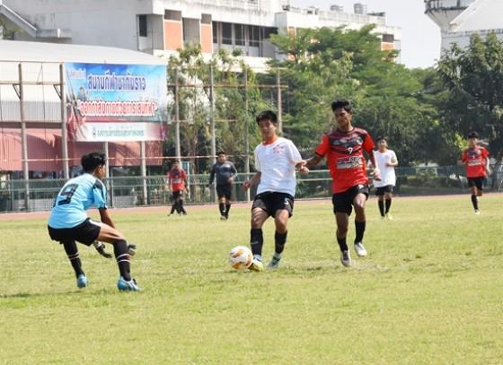 การแข่งขันฟุตบอลเยาวชนและประชาชน รายการไทยแลนด์ไพรมิสเตอร์ คัพ รอบคัดเลือกตัวแทนจังหวัดกำแพงเพชร