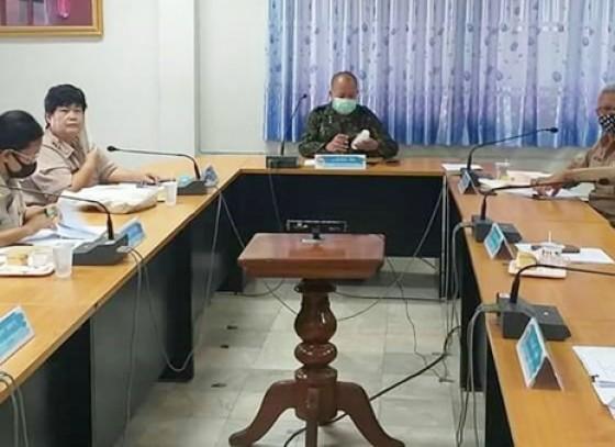 กำแพงเพชร-ประชุมคณะอนุกรรมการบริหารกองทุนพัฒนาบทบาทสตรี อ.พรานดระต่าย ครั้งที่ 5/2563