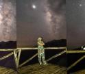 กำแพงเพชร- อุทยานแห่งชาติแม่วงก์ ชวนนักท่องเที่ยวถ่ายภาพ ดูกลุ่มดาวทางช้างเผือกบนท้องฟ้า ที่หาดูยาก ท่ามกลางอ้อมกอดขุนเขา พร้อมเสริม 3 กิจกรรมธรรมชาติ คนแห่เที่ยวคึกคักแน่นทุกที่