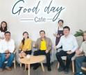 กำแพงเพชร-ทิพย์เคเบิ้ลทีวีเปิดธุรกิจตัวใหม่ ร้านกาแฟกู๊ดเดย์ คาเฟ่  มีเครื่องดื่มแบบคนรุ่นใหม่ ทั้งชา กาแฟ ร้อน เย็นและปั่น พร้อมขนมเบเกอร์รี่อร่อยๆมากมาย