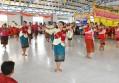 กำแพงเพชร-เทศบาลตำบลนิคมทุ่งโพธิ์ทะเล จัดงานทอดเทียนโฮม,ทอดต้นเงิน,ร้องสรภัญญะ สืบสานวัฒนธรรมไทยอีสาน ณ วัดมหาโพธิมงคล ตำบลนิคมทุ่งโพธิ์ทะเล อำเภอเมือง จังหวัดกำแพงเพชร