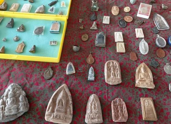 กำแพงเพชร-พิพิธภัณฑ์ขุนโสภณโภไคย จัดงานแถลงข่าว การจัดการประกวด พระเครื่อง พระบูชา เหรียญคณาจารย์ และเครื่องรางของขลัง ระหว่างวันที่ 17 - 18 ตุลาคม พ.ศ.2563
