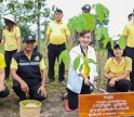 กำแพงเพชร-กรมป่าไม้ ร่วมด้วยกระทรวงมหาดไทยและหน่วยงานในสังกัด จัดโครงการปลูกและบำรุงรักษาต้นไม้ เนื่องในวัน รักต้นไม้ประจำปีของชาติ