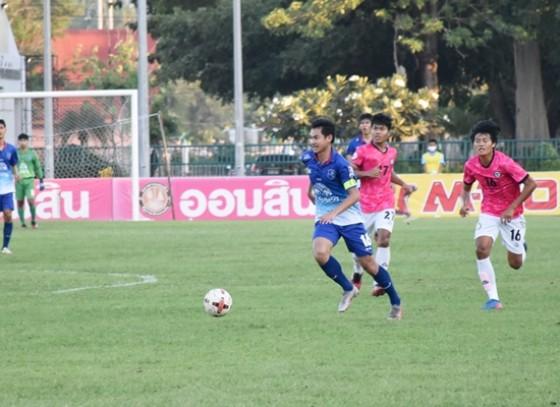 กำแพงเพชร-สโมสรกำแพงเพชร เอฟซี เปิดสนามกีฬาชากังราว ริมปิง ต้อนรับการมาเยือนของทีม นอร์ทเทิร์นตาก ยูไนเต็ด ในการแข่งขันฟุตบอลไทยลีก 3 ฤดูกาล 2020